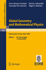 Global Geometry and Mathematical Physics