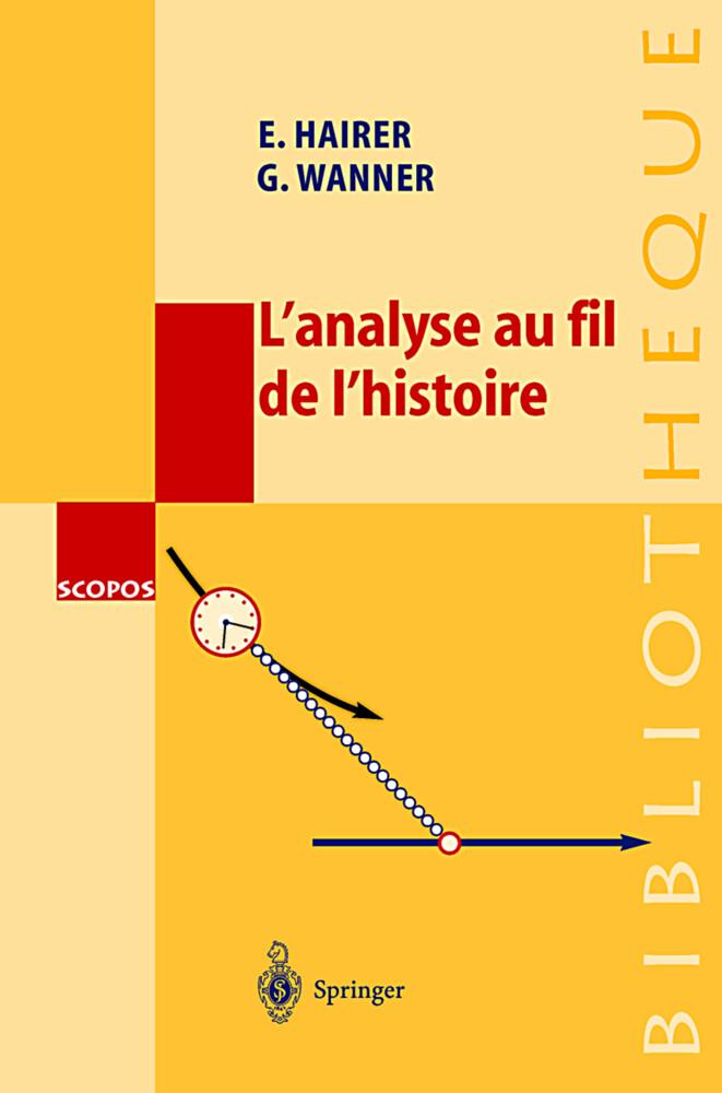 L'analyse au fil de l'histoire als Buch