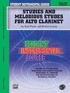 Student Instrumental Course Studies and Melodious Etudes for Alto Clarinet: Level I