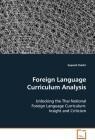 Foreign Language Curriculum Analysis