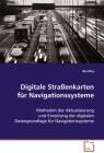 Digitale Straßenkarten für Navigationssysteme