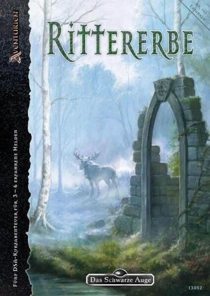 Rittererbe als Buch