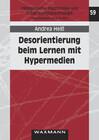 Desorientierung beim Lernen mit Hypermedien