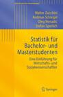 Statistik für Bachelor- und Masterstudenten