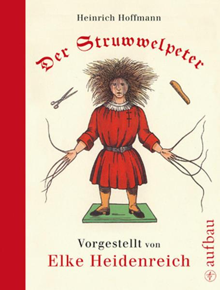 Der Struwwelpeter als Buch
