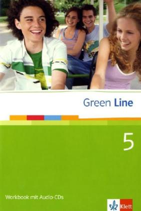 Green Line 5. Workbook mit Audio CD als Buch