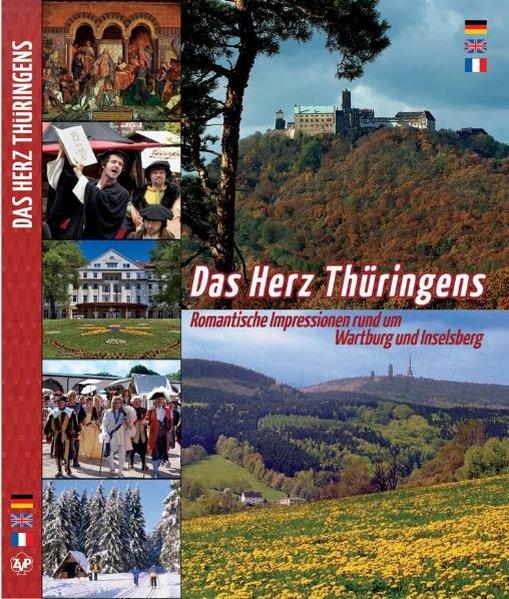 Das Herz Thüringens - Inselsberg als Buch