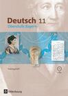Deutsch 11 Oberstufe Bayern Arbeitsheft