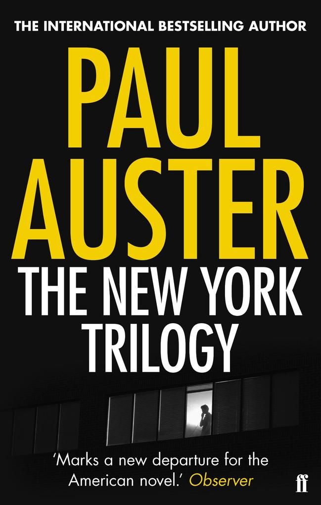 The New York Trilogy als eBook