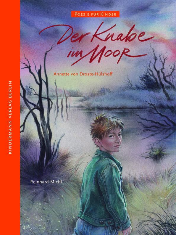 Der Knabe im Moor als Buch