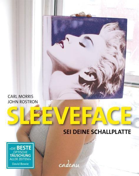 Sleeveface als Buch