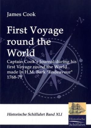 First Voyage around the World als Buch