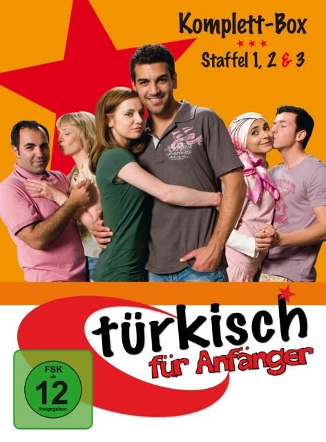 Türkisch für Anfänger als DVD