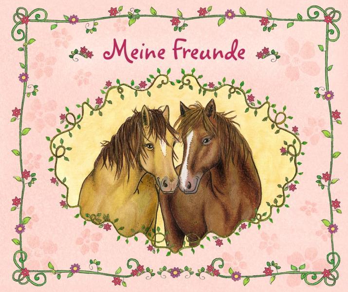 Meine Freunde (Pferde) als Buch