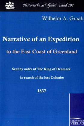 Narrative of an Expedition to the East Coast of Greenland als Buch