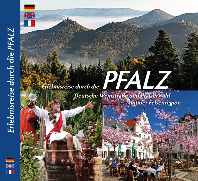 Erlebnisreise durch die Pfalz als Buch