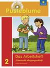 Pusteblume. Das Sprachbuch 2. Arbeitsheft. Lateinische Ausgangsschrift. Baden-Württemberg