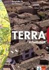 TERRA Geographie für Thüringen. Arbeitsheft 10. Ausgabe für Regelschulen