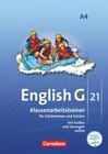 English G 21, Ausgabe A: 8. Schuljahr. Klassenarbeitstrainer mit Lösungen