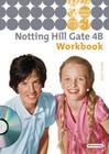 Notting Hill Gate 4 B. Workbook mit CD-ROM Multimedia-Sprachtrainer