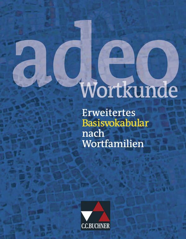adeo - Wortkunde als Buch