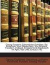 Georg Forster's Sämmtliche Schriften: Bd. Ansichten Vom Niederrhein, Von Brabant, Flandern, Holland, England Und Frankreich Im April, Mai Und Junius [1790