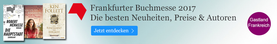 Die Frankfurter Buchmesse bei eBook.de