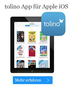 Mehr zur tolino App für Apple iOS erfahren