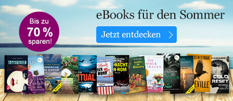 Sommer eBooks und eBooks zum Aktionspreis bei eBook.de