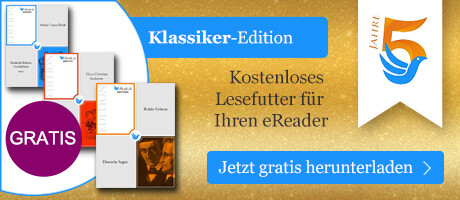 Gratis für Sie: Die eBook.de Klassiker Edition