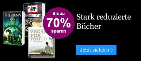 Black Friday Sale auf eBook.de - stark reduzierte Bücher