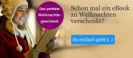 eBooks verschenken bei eBook.de