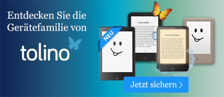 Die tolino eReader bei eBook.de entdecken