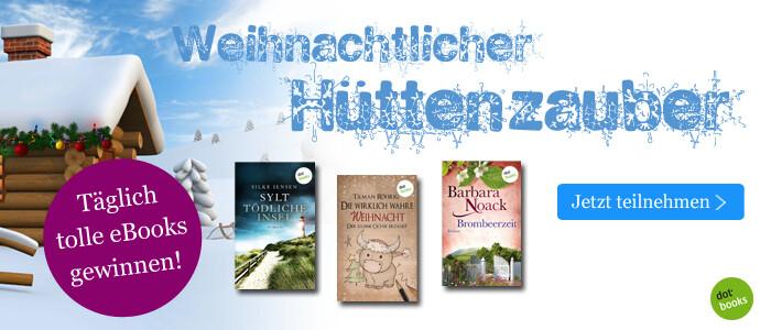 Weihnachtlicher Hüttenzauber bei eBook.de