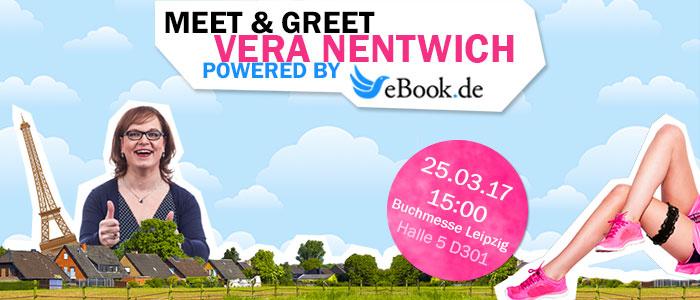 Meet & Greet mit Vera Nentwich - powered by eBook.de