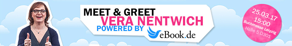 Meet & Greet: Vera Nentwich powered by eBook.de