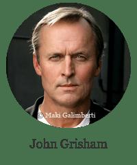 John Grisham - der König des Justizthrillers