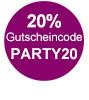 5 Jahre eBook.de - PARTY 20: Jetzt 20% Rabatt auf internationationale eBooks sichern