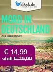 Die exklusive Mord in Deutschland-Edition nur 14,99 statt 29,99 EUR