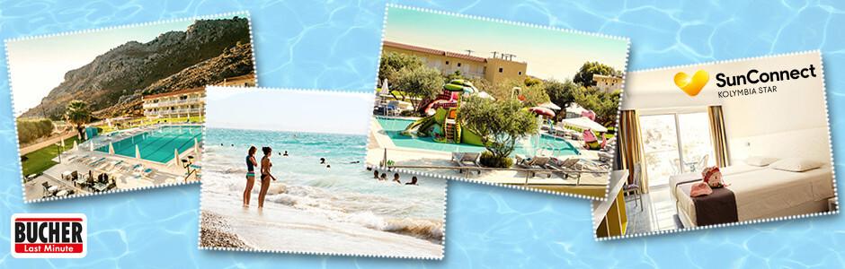 Rhodos Hotel-Bilder