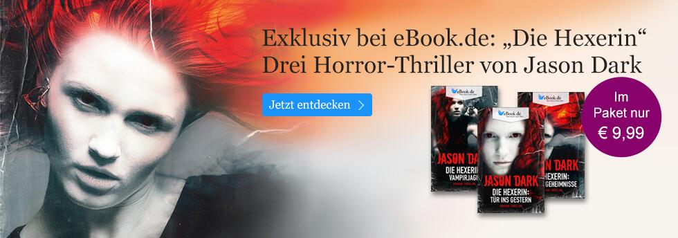 Die Vampir-Trilogie von Jason Dark exklusiv bei eBook.de