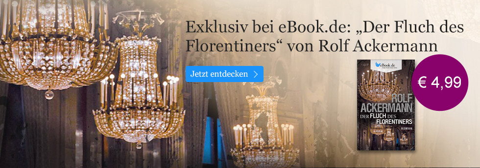 Der Fluch des Florentiners exklusiv als eBook bei eBook.de entdecken.