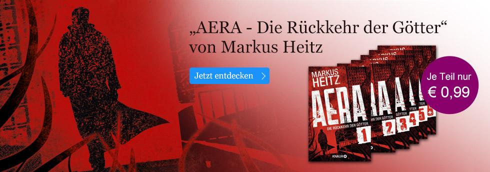 AERA - das eSerial von Markus Heitz bei eBook.de
