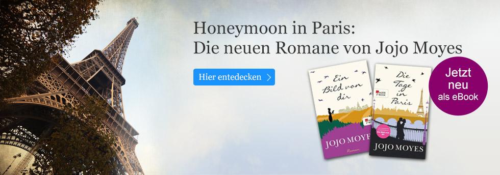 Jojo Moyes mit zwei neuen Romanen