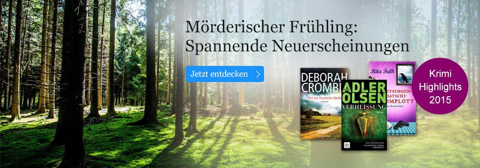 Die besten Krimi Neuheiten bei eBook.de entdecken.