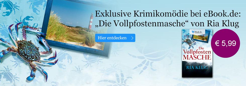 Exklusiv bei eBook.de: Die Krimikomödie