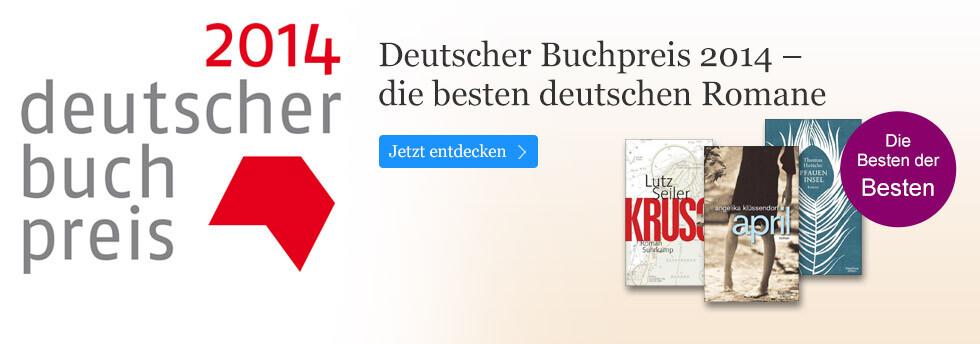 Deutscher Buchpreis 2014