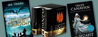 Fantasy Bücher bei eBook.de entdecken.