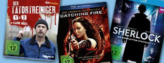 Entdecken Sie die besten Filme auf DVD und Blu-ray bei eBook.de.