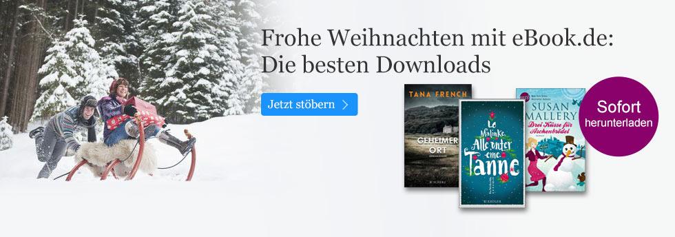 Frohe Weihnachten mit eBook.de